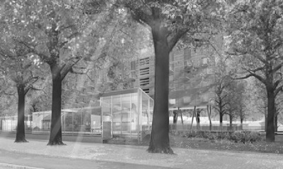 Proposed redevelopment of the Howard Mallett Centre