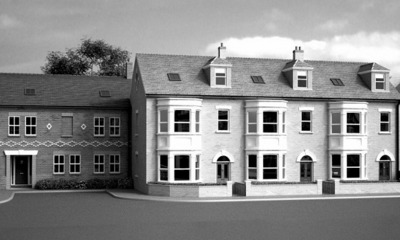 De Freville Place - Family homes in central Cambridge