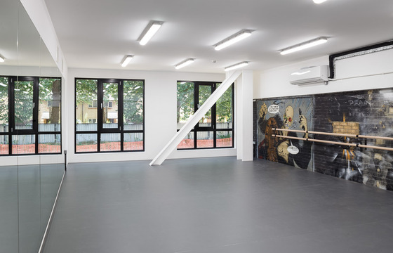 Chard Robinson develops new performing arts space in Cambridge