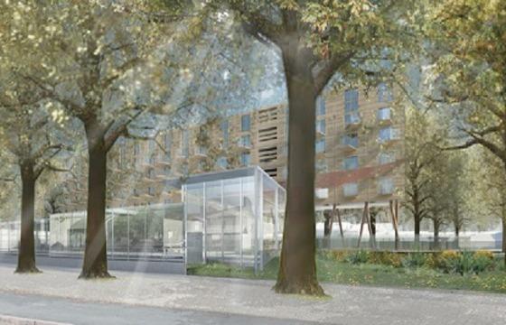 Redevelopment of the former Howard Mallett Centre